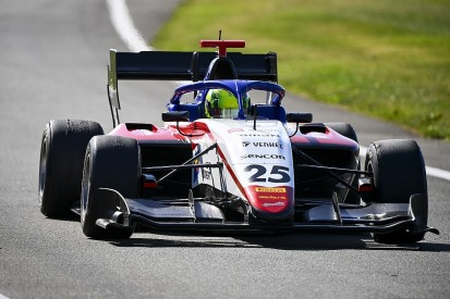 David Schumacher switches to Carlin in F3 for rest of 2020 season