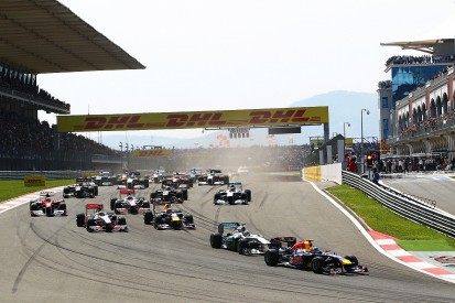 F1 confirms Turkish GP on final 17-race 2020 schedule