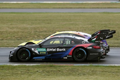 "Glock gave Auer ""free pass"" to secure BMW DTM Lausitzring win"