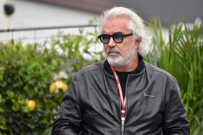 Ex-Renault F1 boss Briatore hospitalised with COVID-19 diagnosis