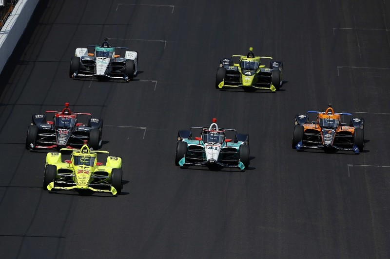 Pagenaud rues lowly qualifying for hampering Indy 500 race