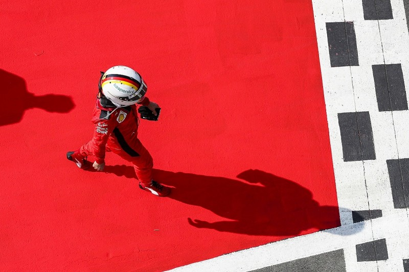 Vettel has no intention of getting an F1 manager