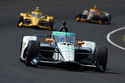 "Lapped Alonso ""could not achieve anything more"" in Indy 500 after clutch issue"