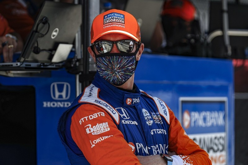 Dixon 'should have been more aggressive' with Sato in Indy 500