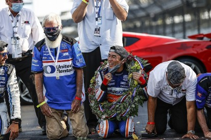 "Sato: Indy 500 win for Rahal ""mission completed"" after 2012 near-miss"