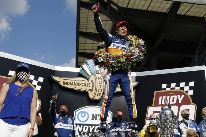 Sato takes second Indy 500 victory under caution for Pigot accident