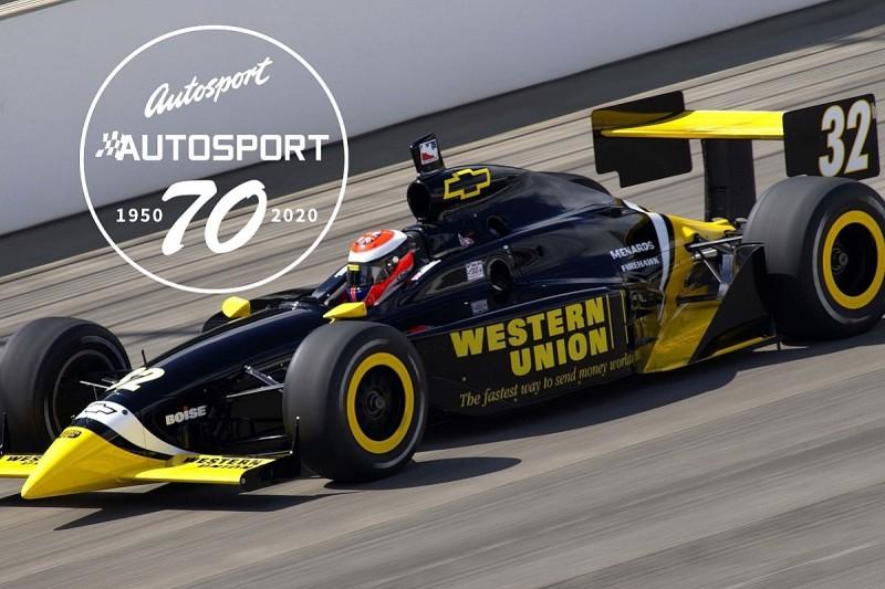 Autosport 70: Another F1 winner's Indy 500 challenge