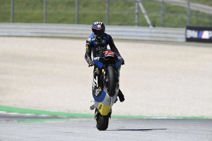 Moto2 Styria: Martin track limits mistake hands first win to Bezzecchi