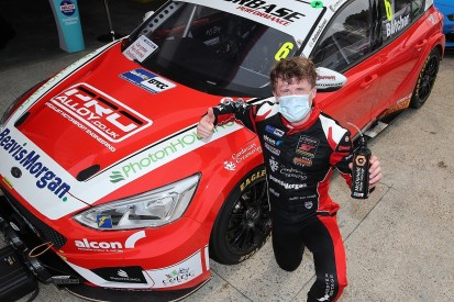 Oulton Park BTCC: Butcher nabs pole position from Cook