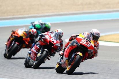 "MotoGP riders react to Marquez's ""sad news"" on injury"