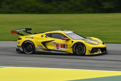 IMSA VIR: Corvette extends winning run after late tyre drama for Porsche