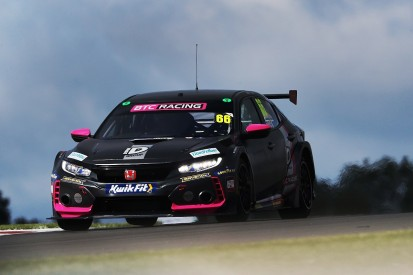 Oulton Park BTCC: Cook pips Cammish in free practice