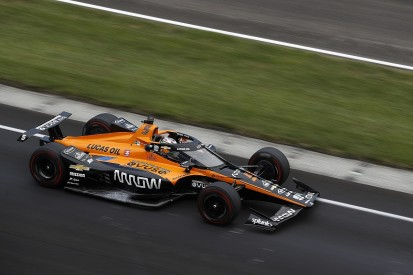 O'Ward leads Dixon in Indy 500 Carb Day final practice