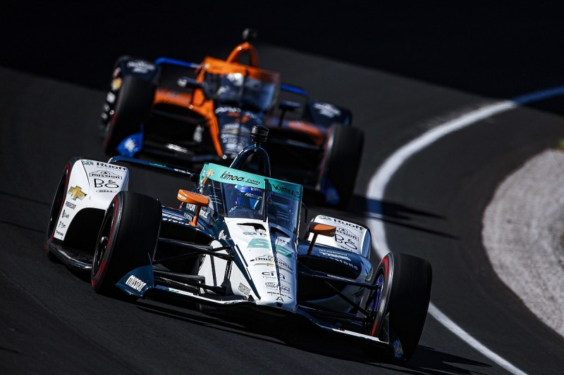 Alonso positive he can fight for the lead at Indy 500