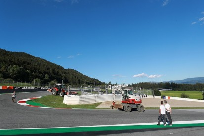 MotoGP tweaks Red Bull Ring Turn 3 barriers after horror crash