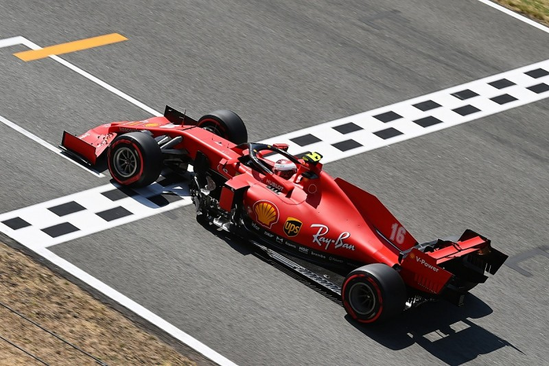 """Ferrari: """"Nothing to complain about"""" with 2021 aero F1 changes"""