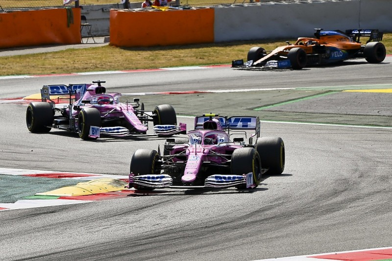 Rival F1 protests take credit away from team, say Racing Point drivers