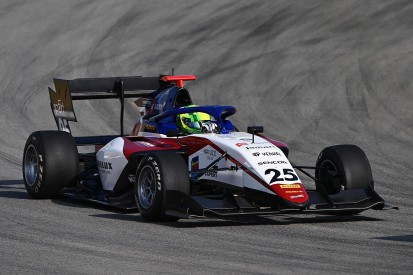 David Schumacher parts ways with Charouz F3 team