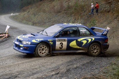 New Bicester event to honour McRae, 25 years after his WRC title win