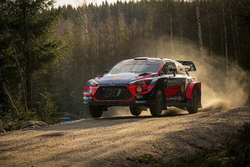 Belgium gets WRC round for the first time after Rally Japan axed