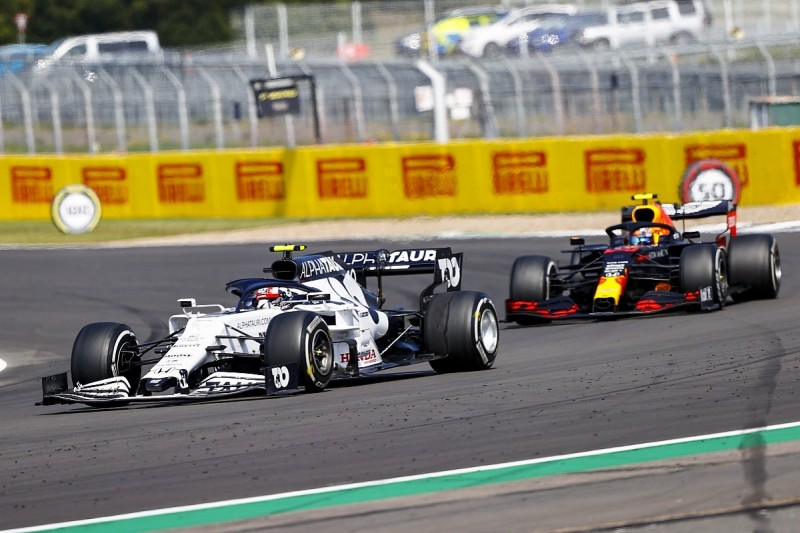 """F1 constructor philosophy """"out of date"""" - Tost"""