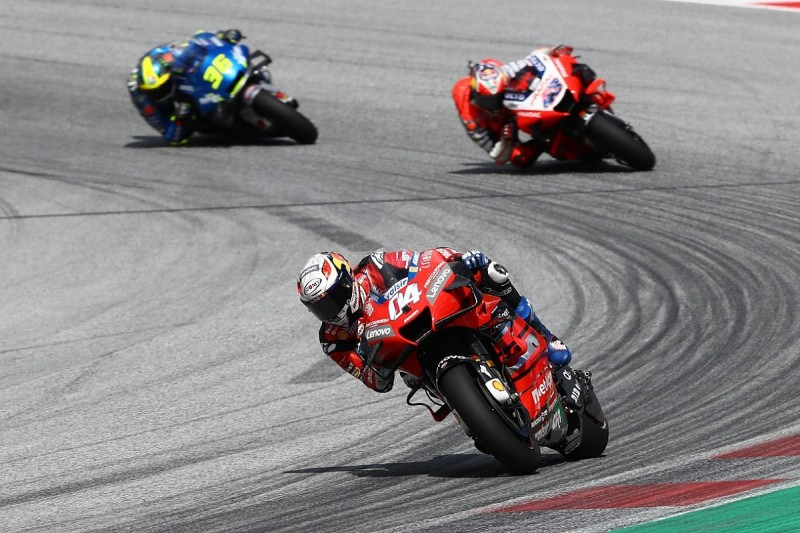 2020 MotoGP Styrian Grand Prix session timings and preview
