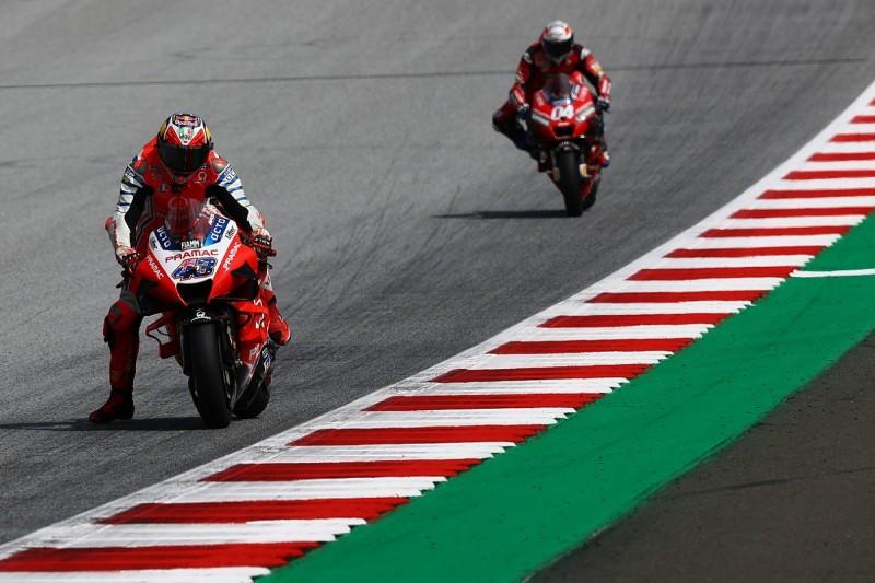 "Miller: Dovizioso's MotoGP Austria win shows ""he's a champion at heart"""