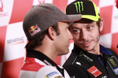 """Rossi: Zarco """"did not intentionally"""" cause horror Austrian MotoGP shunt"""