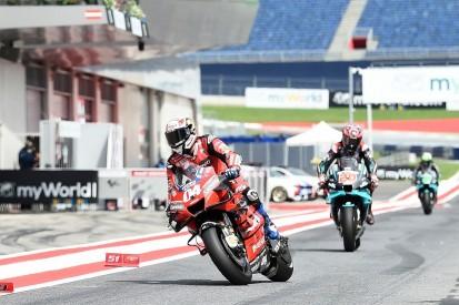 "Dovizioso ""more"" a MotoGP title contender than Vinales – Quartararo"