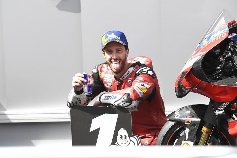 Dovizioso: Austrian MotoGP win didn't prove a point to Ducati