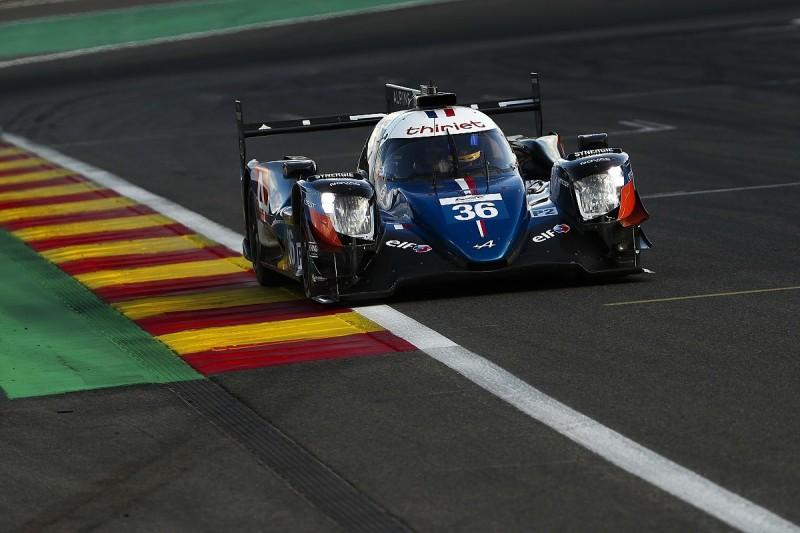 "Laurent apologises for ""unforgivable"" crash in WEC Spa round"
