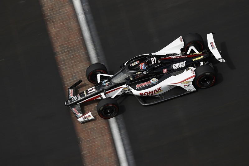 """VeeKay: """"Most amazing qualifying"""" at Indy 500"""
