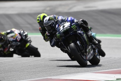 """Vinales: """"Difficult to enjoy"""" racing after Austrian MotoGP issues"""