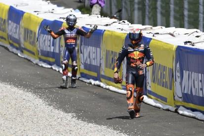 "Espargaro's approach ""seems questionable"" after Austrian GP clash - Oliveira"