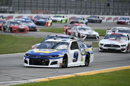 Elliott beats Hamlin in NASCAR Cup's first Daytona road course race