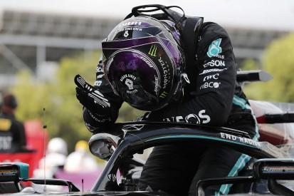 "Hamilton felt ""in a daze"" charging to dominant F1 Spanish GP win"