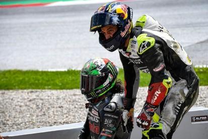 "Morbidelli: Zarco showed ""little love"" for both riders in horror Austrian GP crash"
