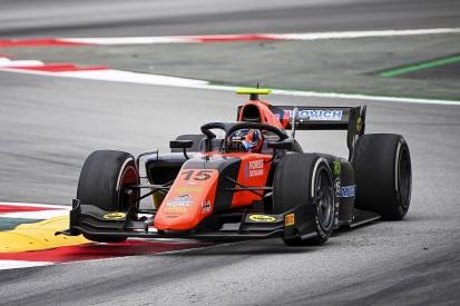 Barcelona F2: Drugovich dominates sprint race over Ghiotto