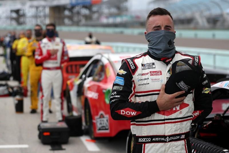NASCAR Cup driver Dillon tests positive for COVID-19 ahead of Daytona race