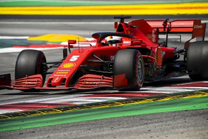"""Vettel """"can't put an answer to"""" Ferrari F1 car issues after Spanish GP Q2 exit"""