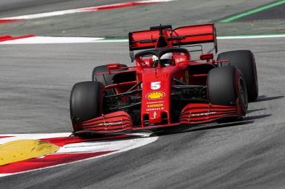 "Vettel: Ferrari F1 car ""making a bit more sense"" after chassis change"