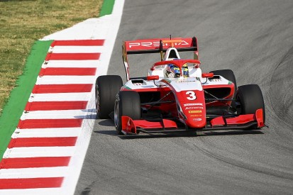 Barcelona F3: Sargeant takes third straight pole position