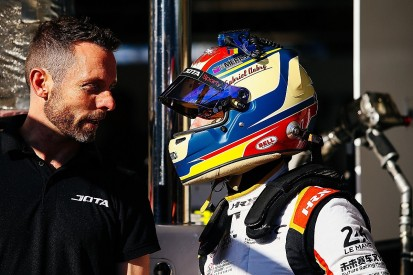 LMP2 race winner Aubry out of Spa WEC round after positive COVID-19 test