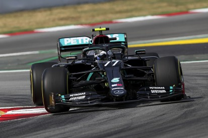 F1 Spanish GP: Bottas beats Hamilton to top FP1 at Barcelona