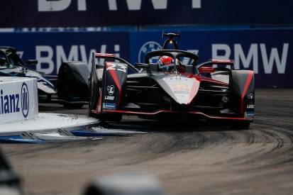 Nissan's Buemi says set-up change prevented victory bid in Formula E finale