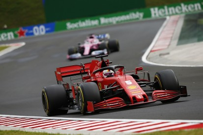 Perez: Matter of time until Vettel-Racing Point F1 rumours go away
