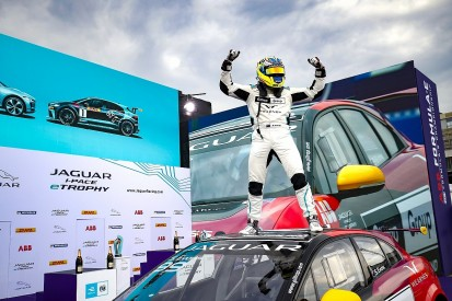 Evans wins final Jaguar I-Pace eTrophy title in Berlin as series canned