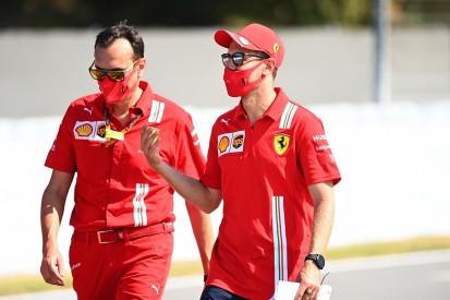 Vettel: No growing tension at Ferrari despite Silverstone F1 struggles