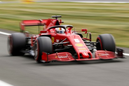 Vettel gets new chassis for F1 Spanish GP after Ferrari finds issue