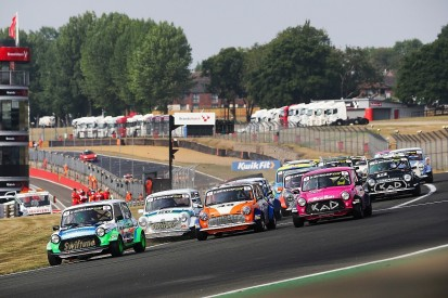Mini Miglias shine during weekend of national racing